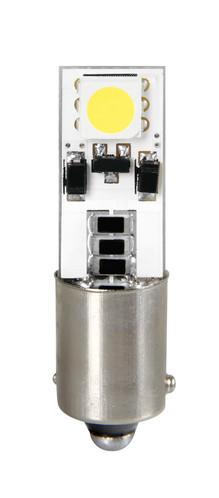 TRIFOCUS-HYPER-LED 12V.T10 3SMD CP. -FLAT-TYPE 9CHIPS